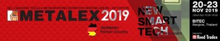 header fiera Metalex 2019