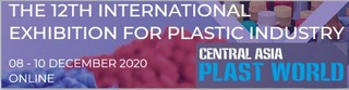 Central Asia Plast World 2020 virtuale header