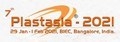 logo Plastasia 2021 Bangalore India