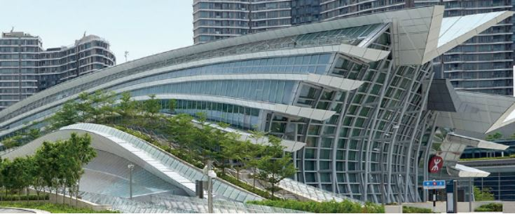 HK West Kowloon Station2