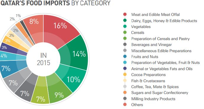 Qatar Food Import